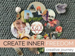 Create inner freedom: creative journey