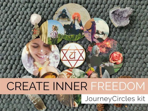 Create inner freedom JourneyCircles kit